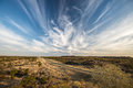 A Modern Road Across Namibian Endless Plains With Magical Sky Royalty Free Stock Photo - 80806835