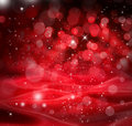 Red Christmas Stars Background Stock Photography - 80815952