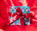 Christmas Gift Craft Diy Stock Photo - 80882230