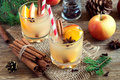 Hot Toddy Drink For Christmas Royalty Free Stock Image - 80905576