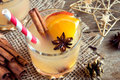 Hot Toddy Drink For Christmas Stock Photography - 80906712