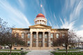 Illinois Old State Capitol Stock Photography - 80953212