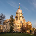 Illinois State Capitol Royalty Free Stock Photography - 80953387