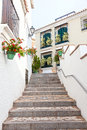 Stairway In A Spanish Town Stock Photography - 81005072