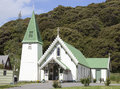 Green Roof Church Royalty Free Stock Images - 81041549