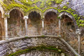 Detail Of Old Spiral Staircase Goes Down. Sintra, Quinta Da Regaleira Stock Photography - 81072892