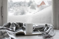 Cozy Winter Still Life Royalty Free Stock Images - 81093949