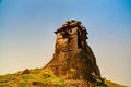 Tower Of Rohtas Fortress In Punjab Pakistan Royalty Free Stock Image - 81133166