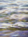 Violet Water Watercolor Stock Images - 81147044