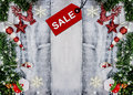 Christmas Sale Stock Images - 81152984