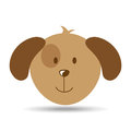 Lovely Head Puppy Dog Funny Royalty Free Stock Photo - 81186105