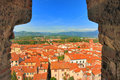 Tuscany - Red Roofs Of Lucca Stock Photos - 8125633