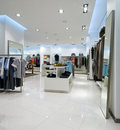 Interior Of Shopping Mall Royalty Free Stock Photos - 8129268