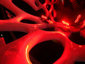 Red Flow Stock Photography - 8137672