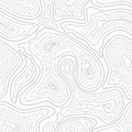 Topographic Contour Lines Vector Map Seamless Pattern Stock Images - 81385784