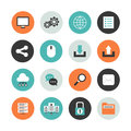 Cloud Outline Icon Stock Images - 81394564