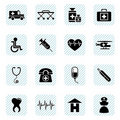 Medical Icons Set Stock Image - 8141581