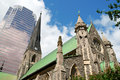 Christ Church Cathedral Stock Image - 8147161
