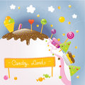 Candy Land Stock Photography - 8148392