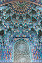 Saint Petersburg Mosque, Mosaic Of The Portal Stock Images - 81477654