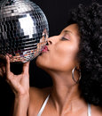 Disco Girl Stock Images - 8153854