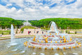 VERSAILLES, FRANCE - JULY 02, 2016 :  Latona Fountain Pool, Oppo Stock Photo - 81600140