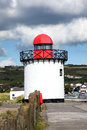 Burry Port Lighthouse Stock Photography - 81679992