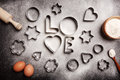 Baking With Love Stock Photos - 81691173
