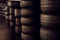 Tires Royalty Free Stock Images - 81716379
