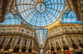 Galleria Vittorio Emanuele Royalty Free Stock Photography - 81721337