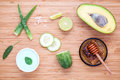 Homemade Skincare And Body Scrubs With Natural Ingredients Avoca Stock Images - 81727314