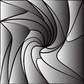 Monochrome Tessellating Background. Abstract Distorted Pattern Stock Image - 81761401