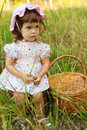 Girl In A Wood Royalty Free Stock Photos - 8185008