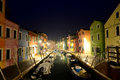 Burano. The Colorful Village In The Venetian Laguna Royalty Free Stock Photography - 81829167