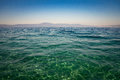 Calm Sea Ocean And Blue Sky Background Royalty Free Stock Photo - 81850625