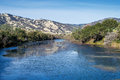 Lake Solano On A Winters Day Stock Images - 81873484