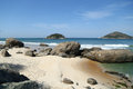 Grumari Beach In The West Zone Of Rio De Janeiro, Brazil Stock Photography - 81879412