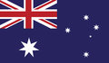 Flag Of Australia  Icon Illustration Royalty Free Stock Image - 81950746