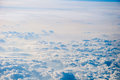 Cloudscape Background . Blue Sky And White Cloud. Stock Photography - 81961532