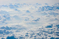 Cloudscape Background . Blue Sky And White Cloud. Stock Photo - 81961560