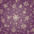 Christmas Pattern Snowflake Background. EPS 10 Stock Images - 81995304