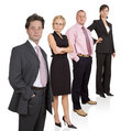 Business Team Royalty Free Stock Photo - 829445