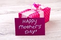 Happy Mother`s Day Gift. Stock Images - 82053834