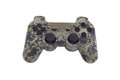 Camo Gamepad Isolated Stock Photo - 82088460