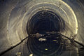 Wastewater From The Factory, Flowing Through The Sewer Pipe Stock Photos - 82101453