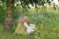 Senior Couple Resting At Park Royalty Free Stock Photo - 82124985