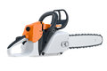 Chainsaw Gasoline Engine Royalty Free Stock Image - 82141856