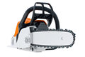 Chainsaw Gasoline Industry Cutter Royalty Free Stock Image - 82141916