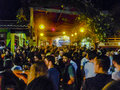 Outdoor Party Night In Pipa Brazil Royalty Free Stock Photos - 82142498