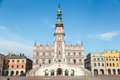 Zamosc, Poland-November 19, 2016: Must See Place In Old City, Town Hall On Main Square Stock Image - 82150651